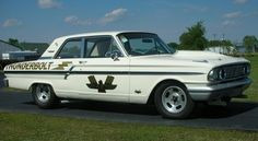Ford : Fairlane THUNDERBOLT 1964 FORD  FAIRLANE TH - http://www.legendaryfinds.com/ford-fairlane-thunderbolt-1964-ford-fairlane-th-2/