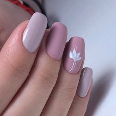 Stylish Acrylic Nail Art Design Ideas That You Can Try This Year. Acrylic square nails are the basic shape of a classic French manicure. Simple Acrylic Nails, Best Acrylic Nails, Acrylic Nail Art, Acrylic Nail Designs, Simple Nails, Stylish Nails, Trendy Nails, Cute Nails, Short Nail Designs