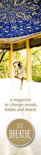 Banner Just Breathe Magazine
