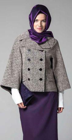 Basından... #Aker #PierreCardin #Cacharel Modest Outfits, Cool Outfits, Casual Outfits, Moslem Fashion, Islamic Fashion, Beautiful Hijab, Muslim Women, Boutiques, Unique Fashion