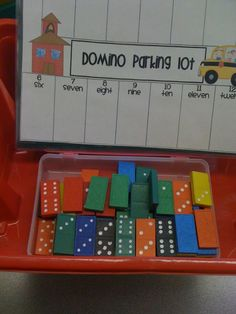 Pocket Full of Kinders!: Math Stations