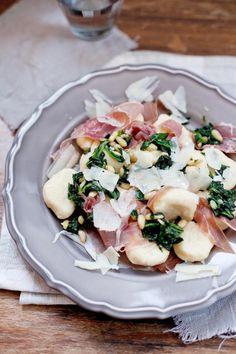 Gnocchi - Pasta för potatisälskaren