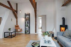 Lindo apartamento com decoração estilo escandinavo - limaonagua