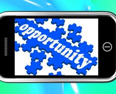 Career advice - Opportunities: See – Seize - Create