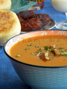 harira oranaise1 Soup Recipes, Whole Food Recipes, Cooking Recipes, Plats Ramadan, Algerian Recipes, Algerian Food, Ramadan Recipes, Middle Eastern Recipes, Arabic Food