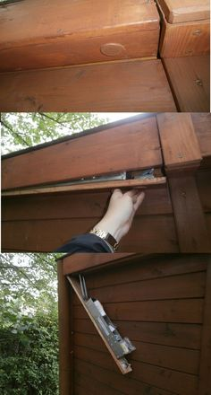 Pin by Marta JastrzębskaMacko on Dom Geocaching, Secret compartment, Secret hiding places « Beauty Tips & Tricks is part of Hidden spaces - Secret Hiding Places, Hiding Spots, Hidden Spaces, Hidden Rooms, Hidden Compartments, Secret Compartment, Secret Storage, Hidden Storage, Geocaching
