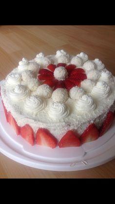 Raffaelo Torte von Serap