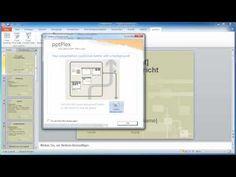 Powerpoint 2010 - Die neue Art der Navigation in Folien mit Microsoft Offcie Labs Add-On pptPlex :: Video by vidorial
