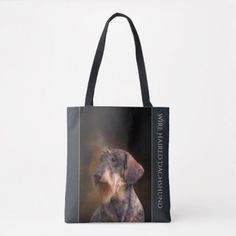 Wire Haired Dachshund Tote Bag dachshund tattoo ideas, dachshund long haired, training a dachshund Corgi Beagle Mix, Dachshund Mix Puppies, Dachshund Breed, Dapple Dachshund, Long Haired Dachshund, Weenie Dogs, Chihuahua Dogs, Dachshund Tattoo, Dachshund Quotes