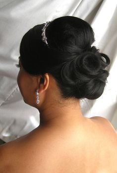 Wedding Hairstyles African American Brides | Wedding Party | Hairstyles Pictures | Hairstyles Gallery - Haircut ...
