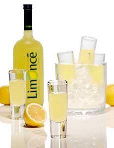 Limonce Limoncello Liqueur