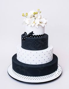 Daily Wedding Cake Inspiration from Ron Ben-Israel Cakes