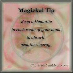 Absorb Negative Energy (Magickal Tips & Hints) Crystal Magic, Crystal Healing, Affirmations, Eclectic Witch, Magic Spells, Healing Spells, Luck Spells, Moon Spells, Wicca Witchcraft
