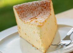 Soufflé-Käsekuchen