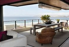 Establishment Information The Sanctuary is a very popular townhouse complex situated on Robberg Beach. It is ideally located and a convenient lock up and go. This property is uniquely decorated with a very up market feel.