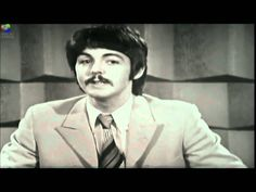 How many times Paul McCartney can say ''You know'' in a interview? - YouTube