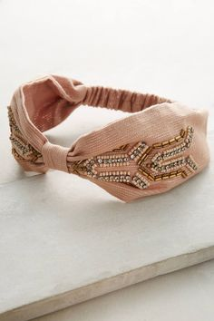 at anthropologie Deco Darling Turban Band