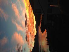 Super sick sunset