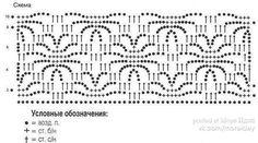 Mis Pasatiempos Amo el Crochet: Patrones de punto araña varias ...