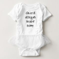 Fly Baby Bodysuit - funny quotes fun personalize unique quote