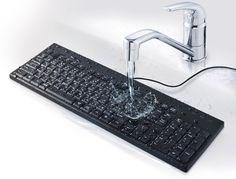 Buffalo Bskbu12bk Washable Keyboard Keyboard Geeky Gadgets Buffalo