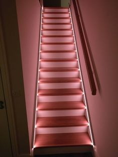 Picture of Automatic IoT Staircase Glowing Lighting