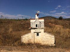 Greece's Roadside 'Kandylakia' Shrines Are Like DIY Traffic Safety Infrastructure - CityLab