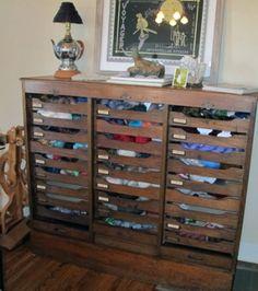 13 in 2013: Yarn Storage Solutions