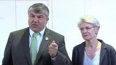 Bernadette Ségol (ETUC) & Richard Trumka (AFL-CIO) - Joint interview on ...