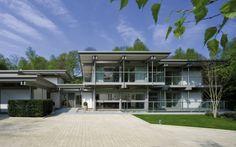 Architektenhaus Huf Haus Flat roof HUF HAUS 1