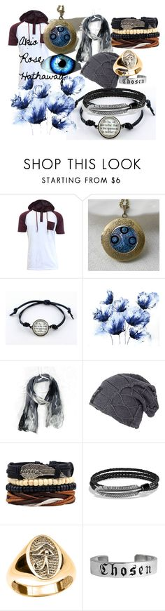 """""""Akio Rose Hathaway #2"""" by tmntwolfie ❤ liked on Polyvore featuring David Yurman, men's fashion, menswear, roleplay and harrypotteroc"""