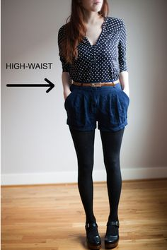 Go Long! Top 3 Style Tips to Elongate Your Legs!
