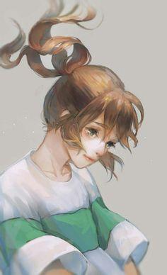 Chihiro from Spirited Away