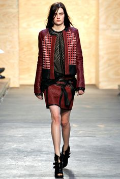 Proenza Schouler | Fall 2012 Ready-to-Wear Collection | Style.com