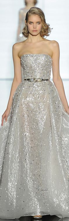 Zuhair Murad Haute Couture Spring Summer 2015 collection