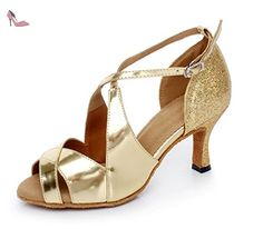 Minitoo , Salle de bal femme - Or - doré, 39 - Chaussures minitoo (*Partner-Link)