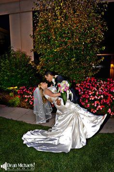 Kristin & Mynor's September 2013 #wedding at the Dolce Basking Ridge! (photo by deanmichaelstudio.com) #njwedding #njweddings #bride #groom #love #fall #photography #deanmichaelstudio