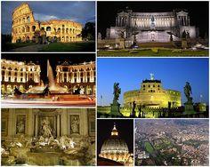 Les grands sites de Rome