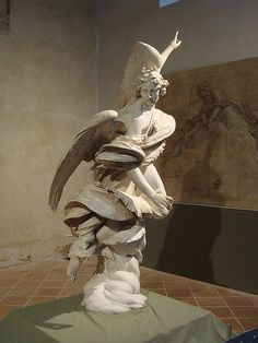 Francesco Mochi, The Angel, c. 1603/ 1605, Museo dell'Opera del Duomo, Orvieto, Umbria