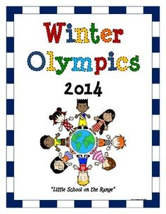 Winter Olympics 2014 Olympic Idea, Olympic Games, Volleyball Posters, Sports Posters, Olympics Facts, First Winter Olympics, Sport English, Teaching Activities, Teaching Ideas