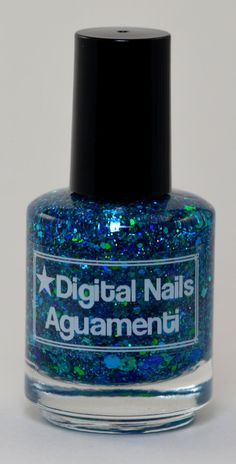 Aguamenti a Digital Nails nail lacquer inspired by by DigitalNails, $10.00