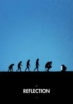 99 Steps of Progress – L'évolution détournée par Maentis | Ufunk.net