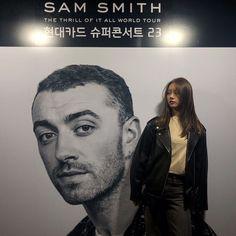 Lee Hyeri, Sam Smith, Girl Day, Bias Wrecker, Nayeon, Einstein, Tours, World, Fictional Characters