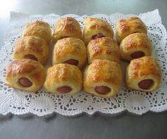 Recetas para niños: salchichas envueltas | Recetas de Cocina en Sabor Gourmet