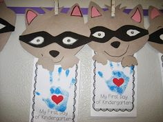 My New Kissing Hand Chester Craft