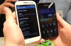 Samsung Galaxy S3 vs Samsung Galaxy S2 – a worthy successor?