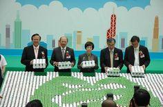 Schools Go Green - 6th HKGSA - Launching Ceremony