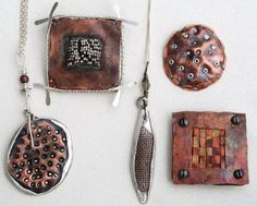 Mary Hettmansberger Sampler Necklace - - Yahoo Image Search Results