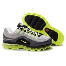 100% authentic 82c4e ab57e Femme Nike Air Max 24-7 Grey Jaune 88,98 Nike Air Max