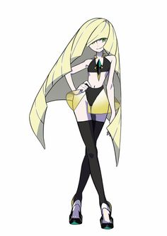 As I said last time you guys will give me the ideas and if I like them then I'll do it (Lemons are accepted) oh yeah you can reuse characters from any just make sure you tell me how they act. Sexy Pokemon, Lusamine Pokemon, Fotos Do Pokemon, Pokemon Waifu, Pokemon Fan Art, Pokemon Stuff, Pokemon Comics, Pokemon Special, Ecchi Girl